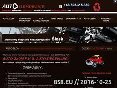 Miniaturka domeny www.autozlom.3-2-1.pl