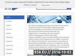 Miniaturka Sprzedaż alarmów, domofonów, anten, SKD i CCTV (www.aval.com.pl)