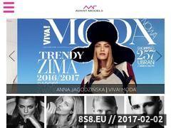 Miniaturka domeny www.avantmodels.pl