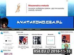 Miniaturka Avatarowo - znajdź avatar (avatarowo.cba.pl)