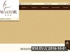 Miniaturka domeny aviator-hotel.pl