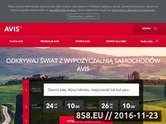 Miniaturka domeny www.avis.pl