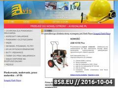 Miniaturka domeny www.avisgdansk.pl