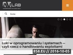 Miniaturka domeny avlab.pl