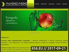 Miniaturka domeny avocadofoto.pl