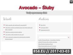 Miniaturka domeny avocadosluby.pl