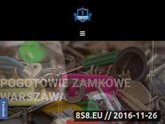 Miniaturka domeny www.awaryjneotwieranie.waw.pl
