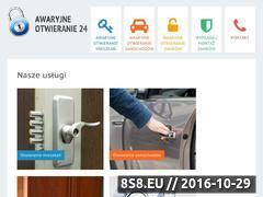 Miniaturka domeny www.awaryjneotwieranie24.com