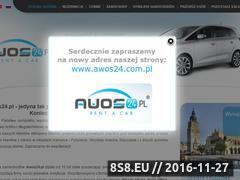 Miniaturka domeny www.awos24.pl