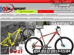 Miniaturka domeny axel-sport.pl