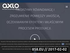 Miniaturka domeny axlo.pl