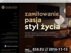Miniaturka domeny www.axstone.pl