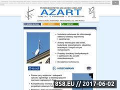 Miniaturka domeny azart.com.pl
