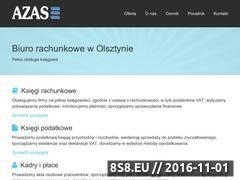 Miniaturka Obsługa księgowa firm z Olsztyna i okolic (azas.com.pl)