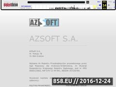 Miniaturka domeny www.azsoft.pl