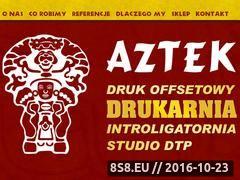 Miniaturka domeny www.aztek.pl