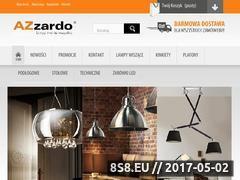 Miniaturka domeny azzardo.com.pl