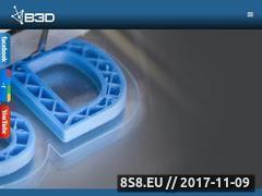 Miniaturka domeny b3d.com.pl