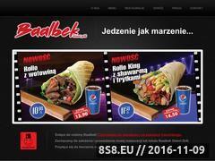 Miniaturka domeny www.baalbek.pl
