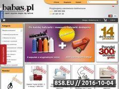 Miniaturka domeny www.babas.pl