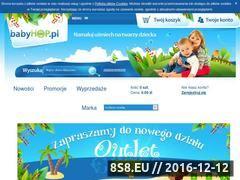Miniaturka domeny www.babyhop.pl