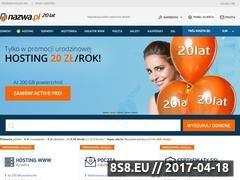 Miniaturka domeny www.babyvita.com.pl