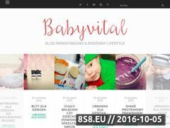 Miniaturka domeny babyvital.pl