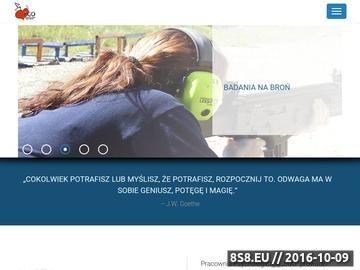 Zrzut strony Badania psychologiczne Brzeg Opole Namysłów