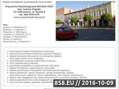 Miniaturka Psychotechniczne badania kierowców (badania-psychotechniczne.rzeszow.pl)
