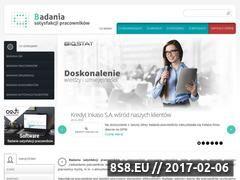 Miniaturka badania-satysfakcji-pracownikow.pl (M.in. badania 360, pracowników i organizacji)
