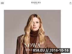 Miniaturka domeny www.badura.pl