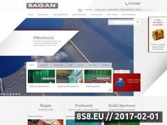 Miniaturka domeny bagan.pl