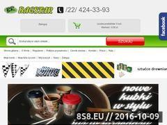 Miniaturka domeny www.bagstar.pl