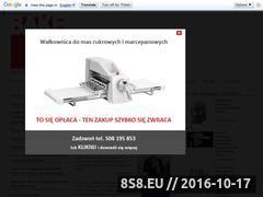 Miniaturka domeny www.bakeres.pl
