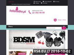 Miniaturka domeny www.balamutka.pl