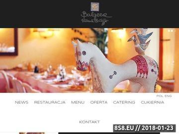 Zrzut strony Restauracja włoska - restauracja warszawa - catering warszawa
