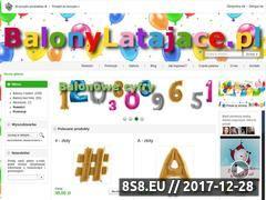 Miniaturka domeny balonylatajace.pl