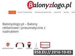 Miniaturka domeny balonyzlogo.pl