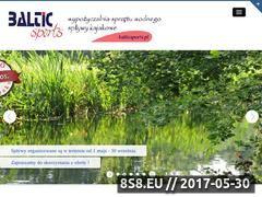 Miniaturka balticsports.pl (Kajaki Dębki - Spływy Kajakowe Piaśnicą)