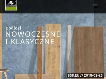 Zrzut strony Baltic Wood - panele podłogowe
