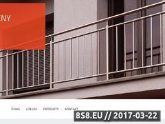 Miniaturka domeny balustradybalkonowe.pl