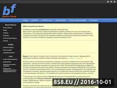Miniaturka domeny www.baner-flash.pl