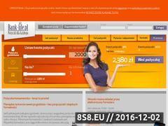Miniaturka domeny www.bank-life.pl