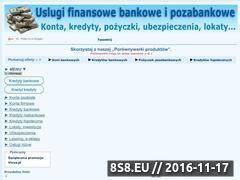 Miniaturka domeny bankier.cyniek.pl