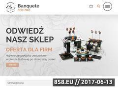 Miniaturka domeny bankiet.com.pl