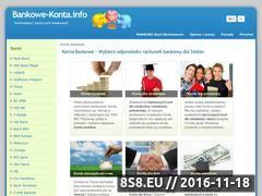 Miniaturka domeny bankowe-konta.info