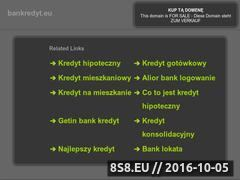 Miniaturka domeny bankredyt.eu
