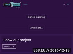 Miniaturka domeny www.bar-event.pl