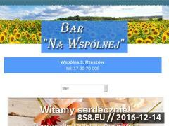 Miniaturka domeny bar.rzeszow.pl