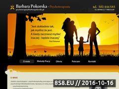 Miniaturka domeny barbarapokorska.pl